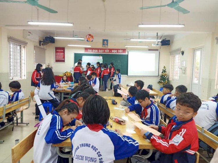 Giáo dục kỹ năng sống cho học sinh
