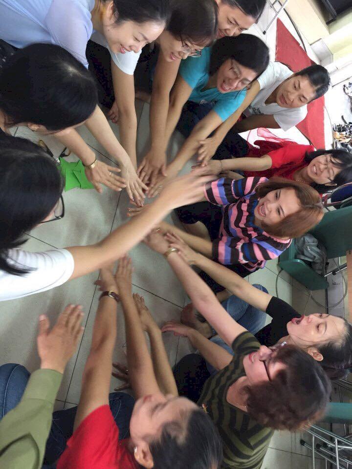 Tập huấn bồi dưỡng giáo viên